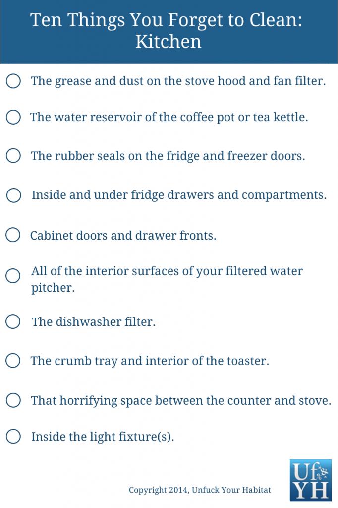 Ten Things- Kitchen (1)